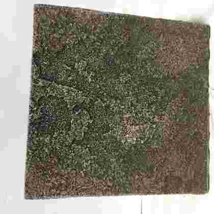 Antica pot square d. grey