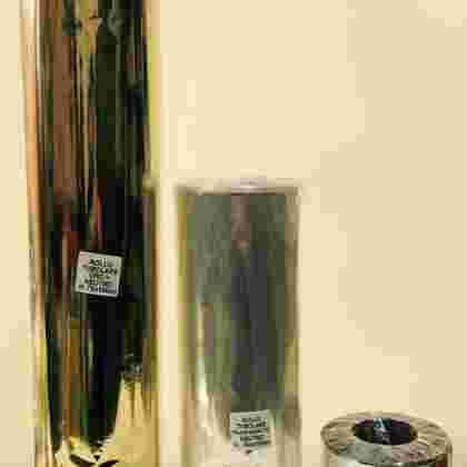 Bobina tubular plata+neutro 25*100