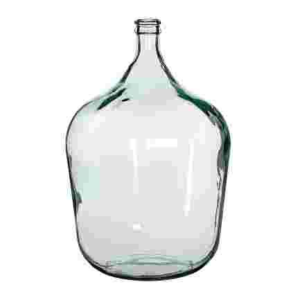 Diego botella Transparente  Cristal