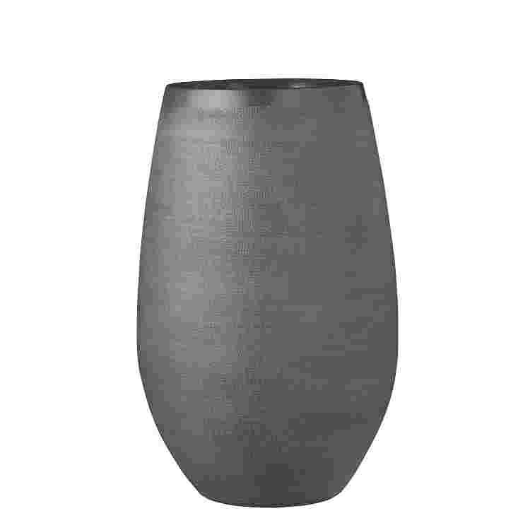 Douro vase d. Gris  Terracota