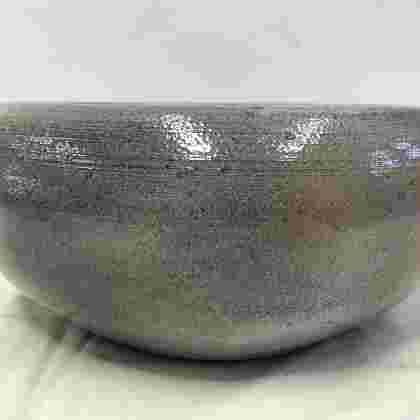 Ingmar bowl taupe shiny