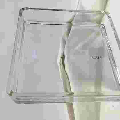 Lotty bowl square transparent
