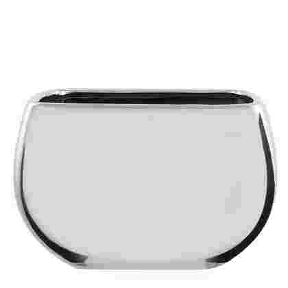 Manon maceta rectangle Plata  Ceramica