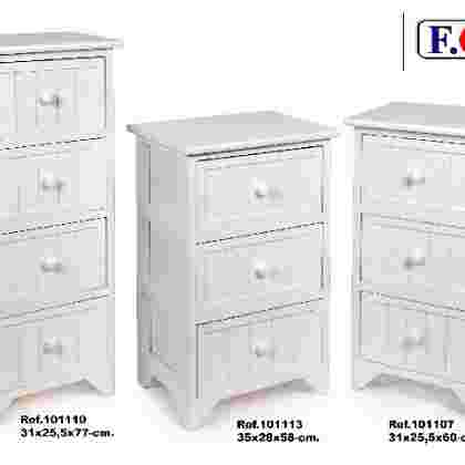 Mueble blanco  3c
