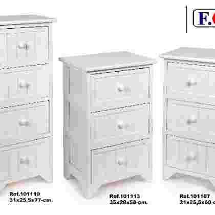 Mueble blanco 4/c