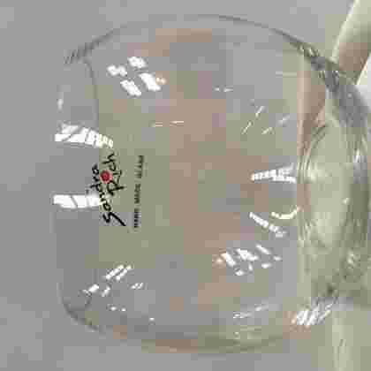 Pecera cristal 10cm