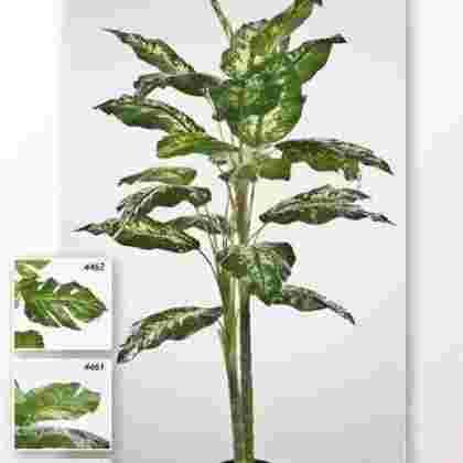 Planta pothos con maceta 90 cm